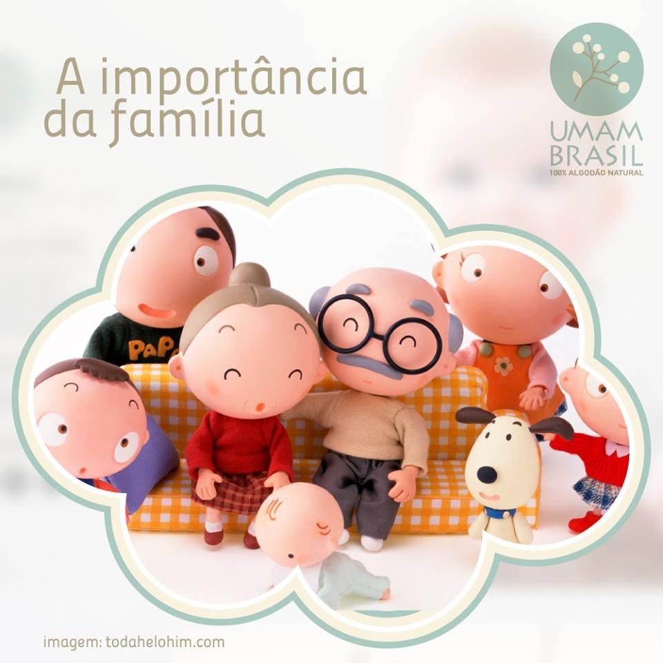 importação; família