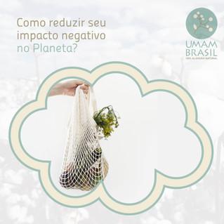 Como reduzir seu impacto negativo no Planeta?