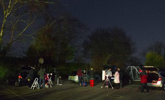 South Downs Dark Skies Festival
