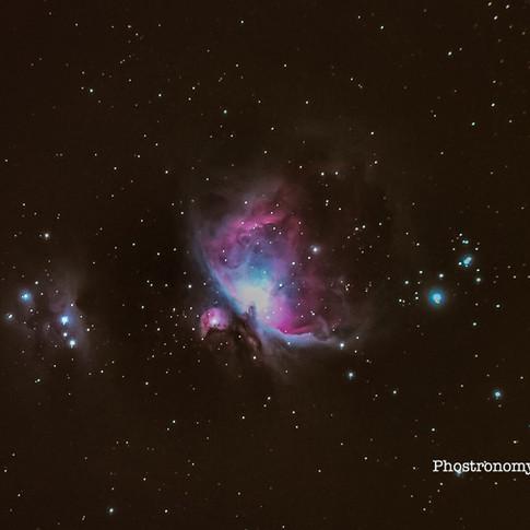 Orion Nebula M42 / NGC1976
