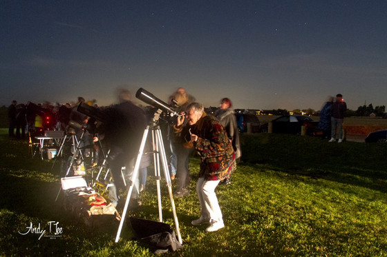 International Observe The Moon Night 2018
