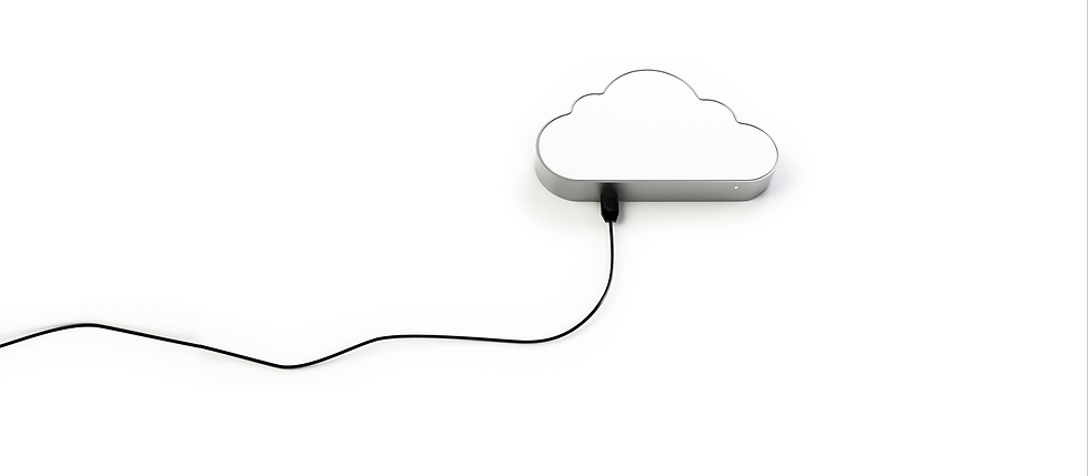 Connecting to the cloud