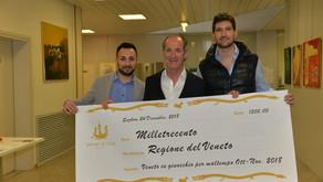 Donazione VDC per Veneto in ginocchio