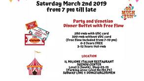 Carnevale VDC 2019