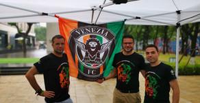 Venezia FC supporter club @Festival Italiano(Shanghai)