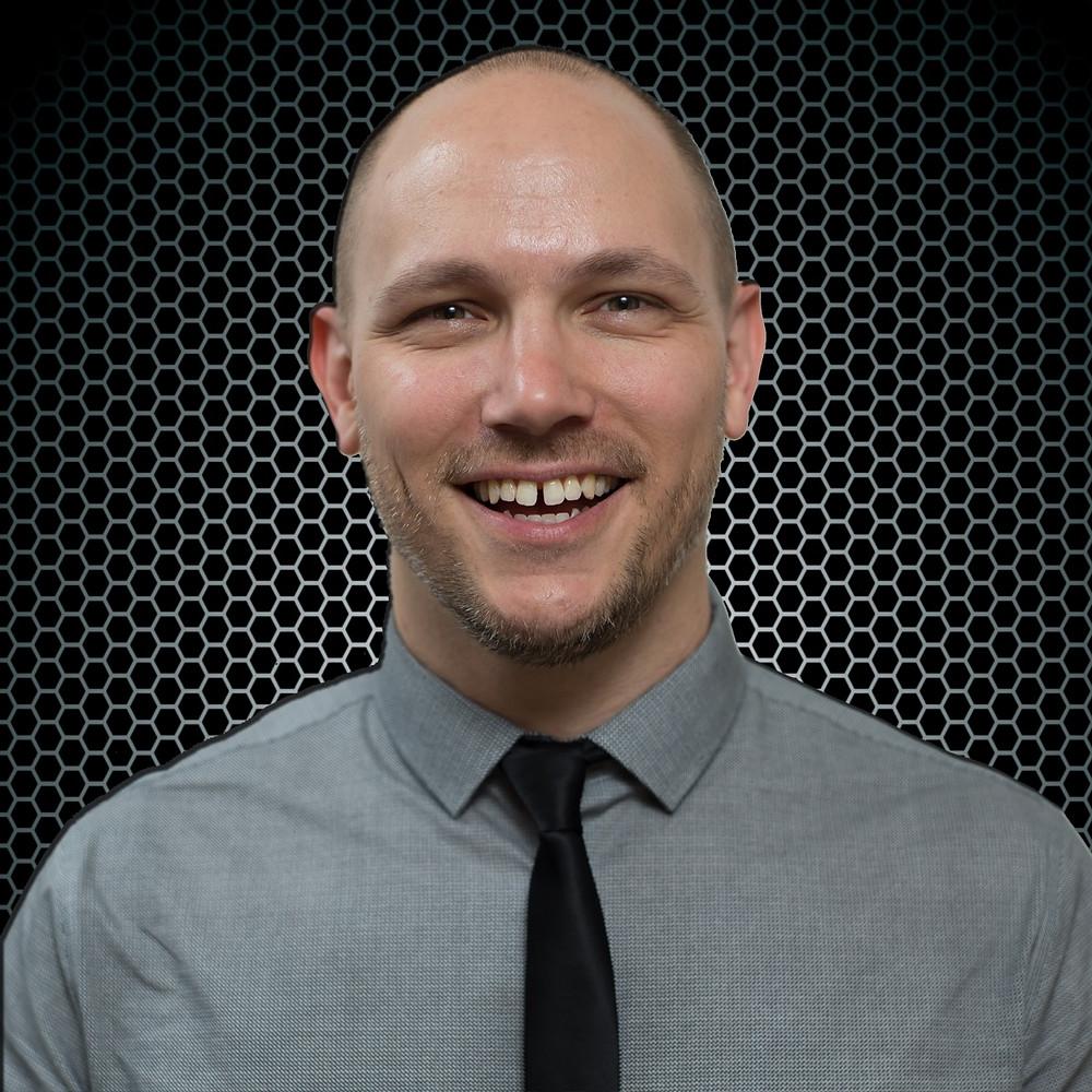 Sean Morelle, aka Your Boy S. Dot, of KISS FM