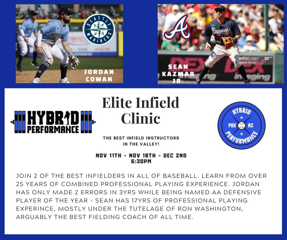 Elite Infield Clinic