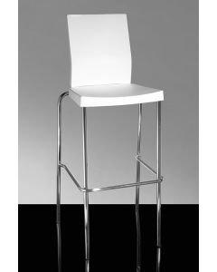 White Cocktail Chair