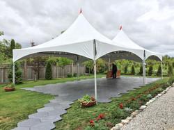 Outdoor Tent Birthday