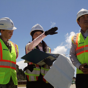 What is included in a site visit?