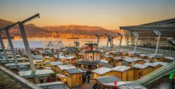 Vancouver Christmas Market - Cascade Tent Rentals