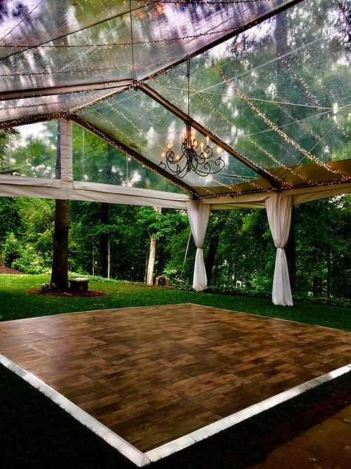 maple dance floor