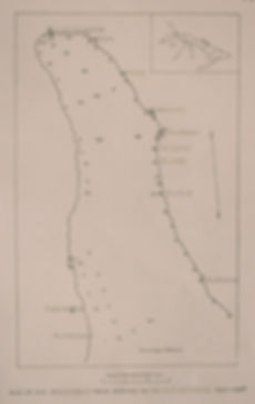 Map of Bay of... from Survey by... , 1907-1908