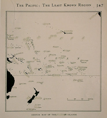 Sketch Map of the... Islands
