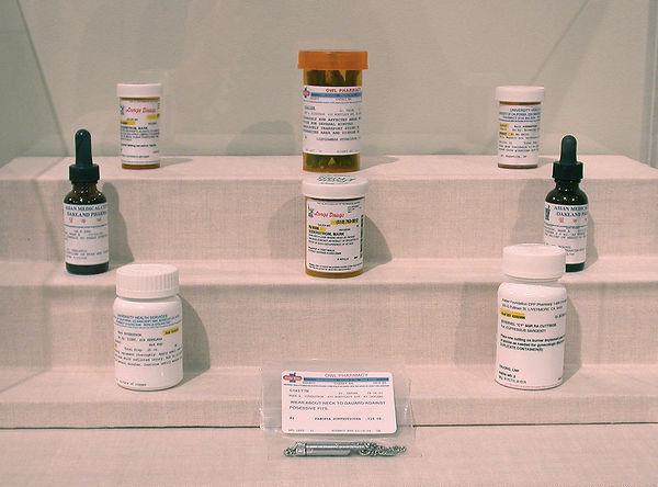 Pharmacopoeia, 2002