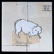 H is for Hamster