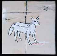 J is for Jackal