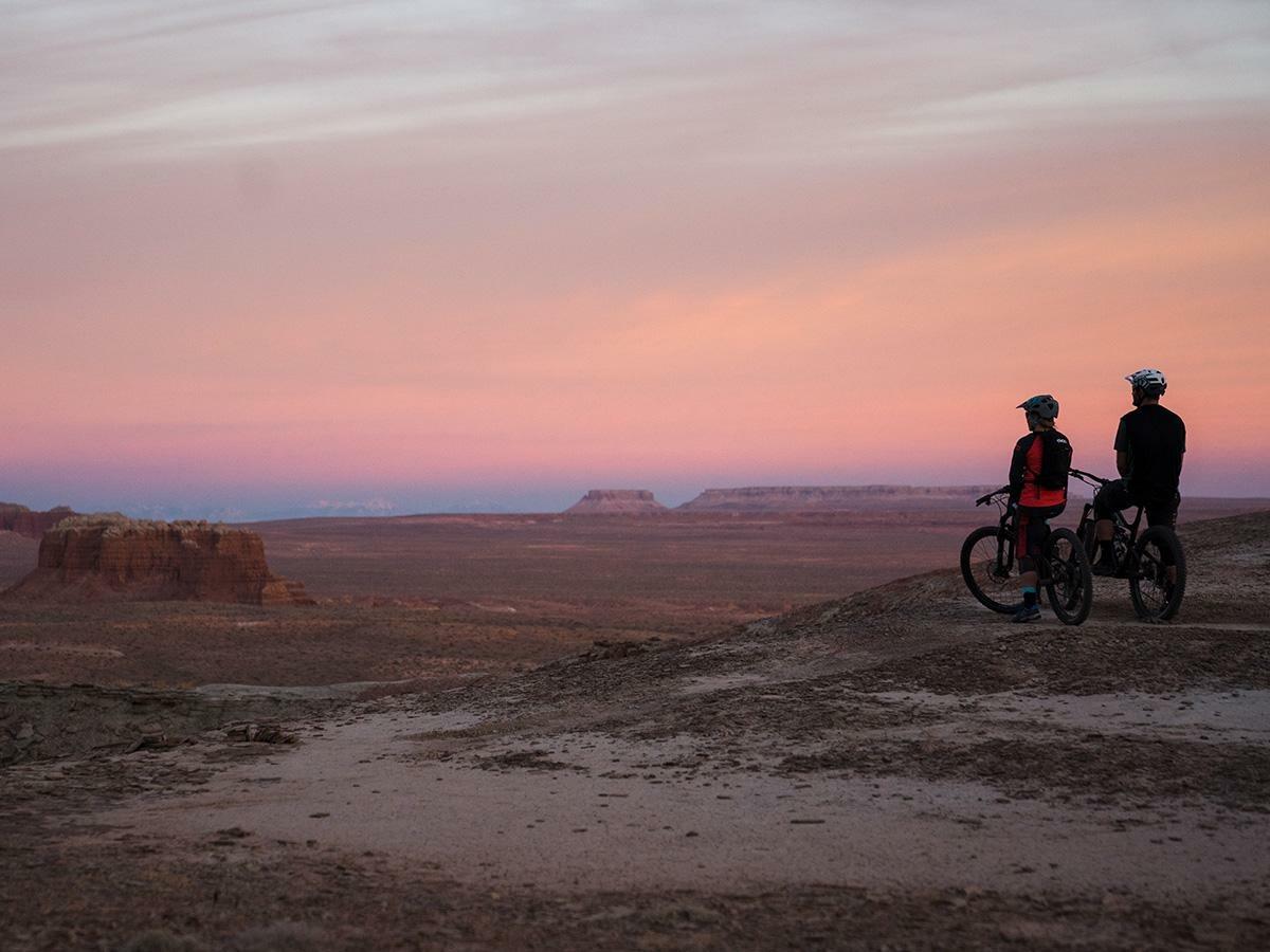 Wilderness Therapy Mountain Biking
