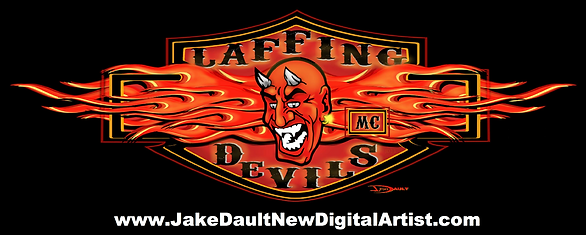 Laffing Devils Header Motorcycle Club