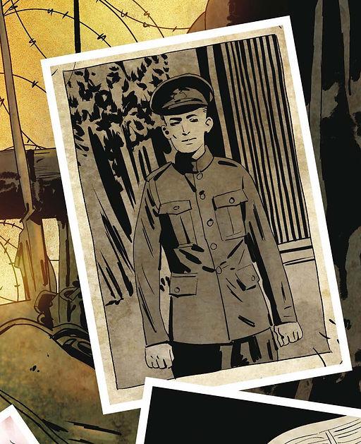 Ian Rankin, Traces de la Grande Guerre