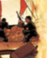 Ronan Toulhoat, Traces de la Grande Guerre