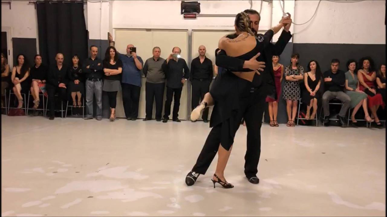 Roma Milonga Garage 2018