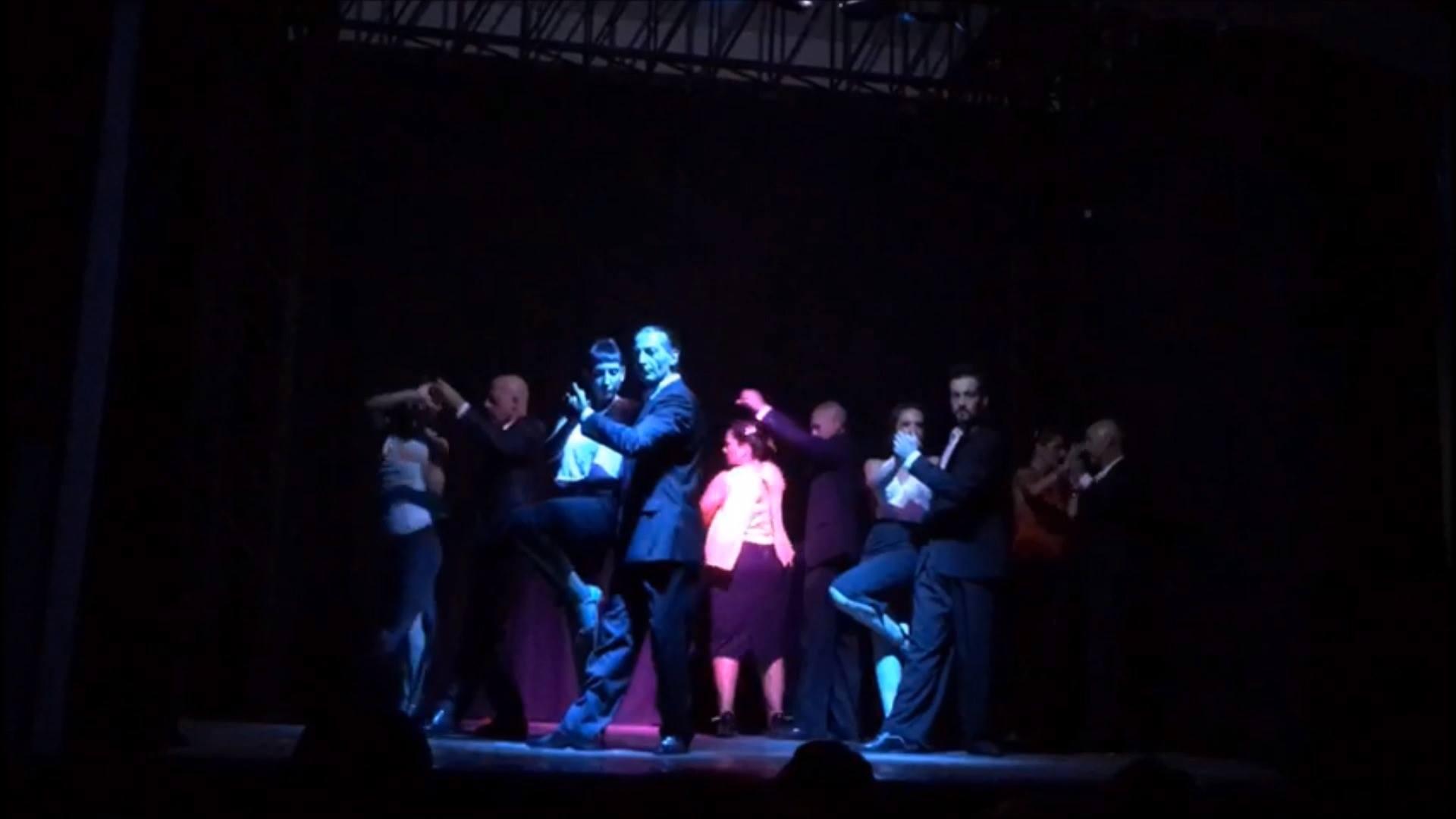 Tango al Teatro di Paternò
