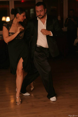 Tango Performance in Portugal