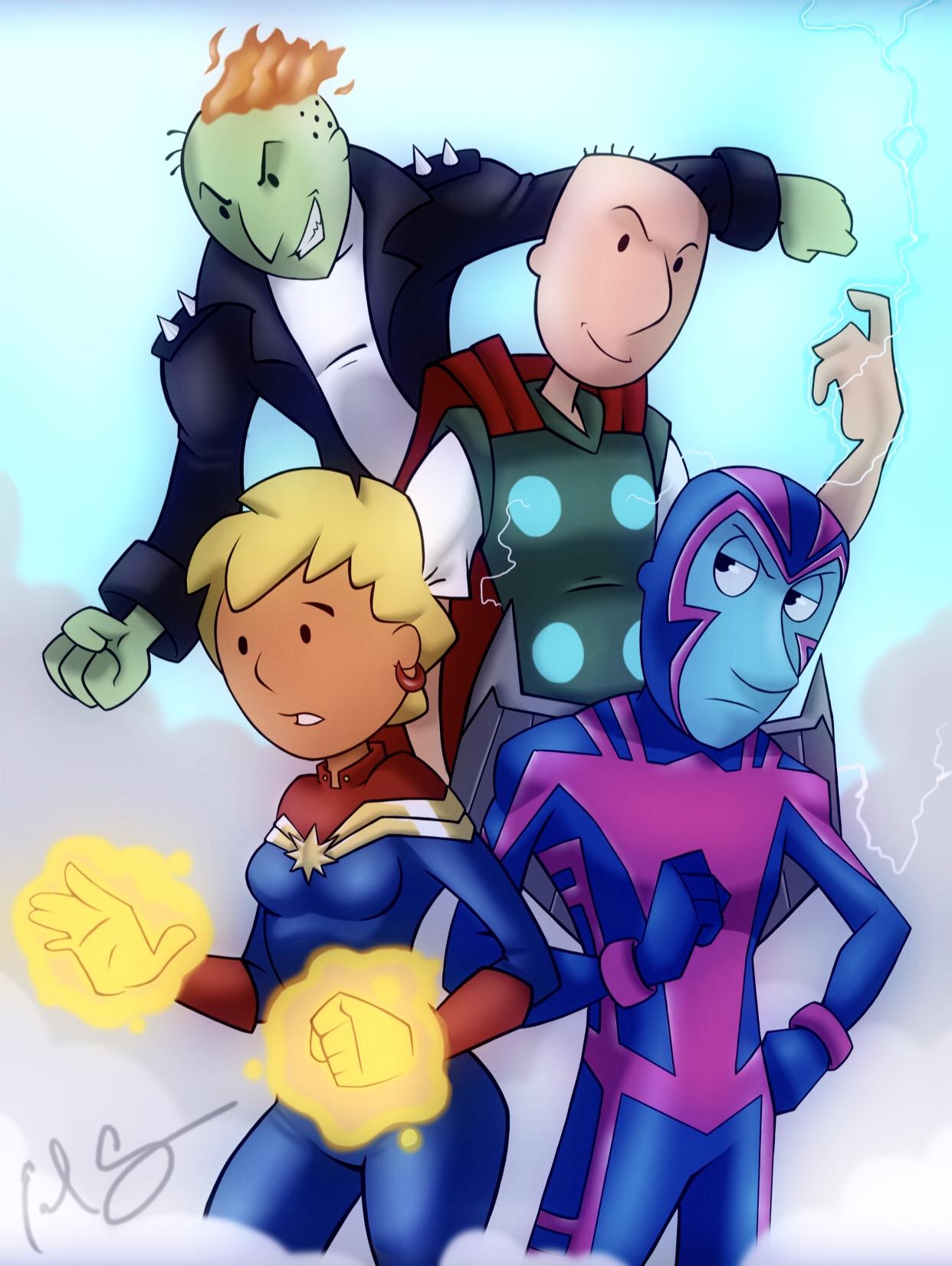 Doug's Avengers