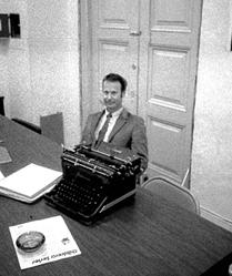 Fred Martin, SFAI Director
