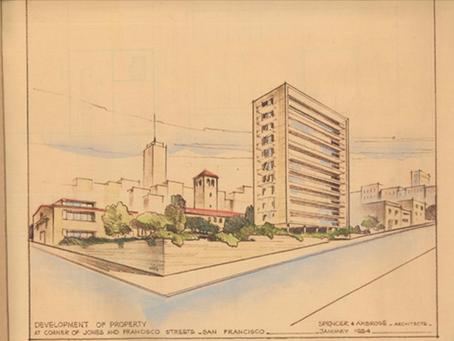 1954 School Plans