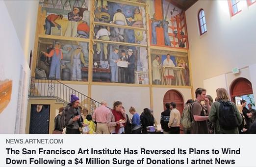 The San Francisco Art Institute Has Reve