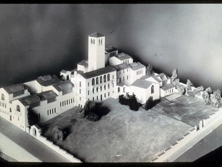The School appears on Russian Hill, 1926