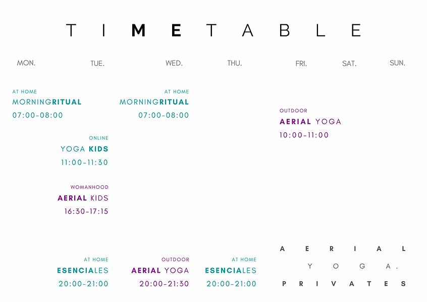 Timetable Treetredici.com.png