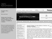 Portal de Cultura na RMC