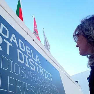Lu Mourelle - Citadel Art District - Cascais, Lisbon - Portugal