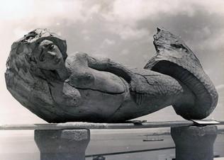 Mermaid of Itapuã or Iemanjá of Jorge Amado (Itapuã), 1958