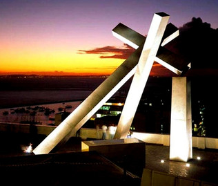 Monument of the Fallen Cross (Belvedere da Sé), Salvador - Bahia, 1999