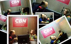CBN Radio Interview