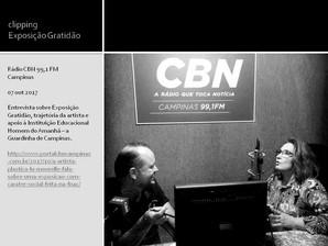 Rádio CBN Notícias