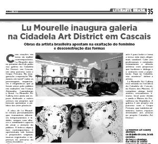 Abertura Lu Mourelle Art Gallery