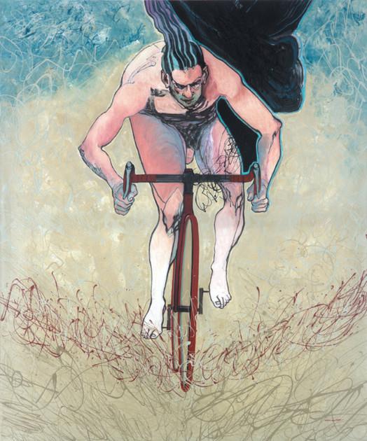Cyclist JN IX