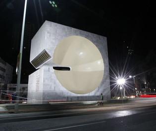 Memorial to Clériston Andrade (Av. Anita Garibaldi), Salvador - Bahia, 1983
