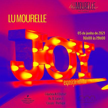 Joy - exhibition Lu Mourelle - Cascais