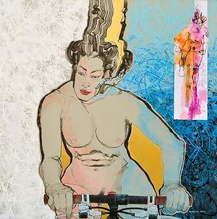 Otoni Gali Rosa - Lalou.art