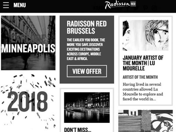 Blog Radisson Red