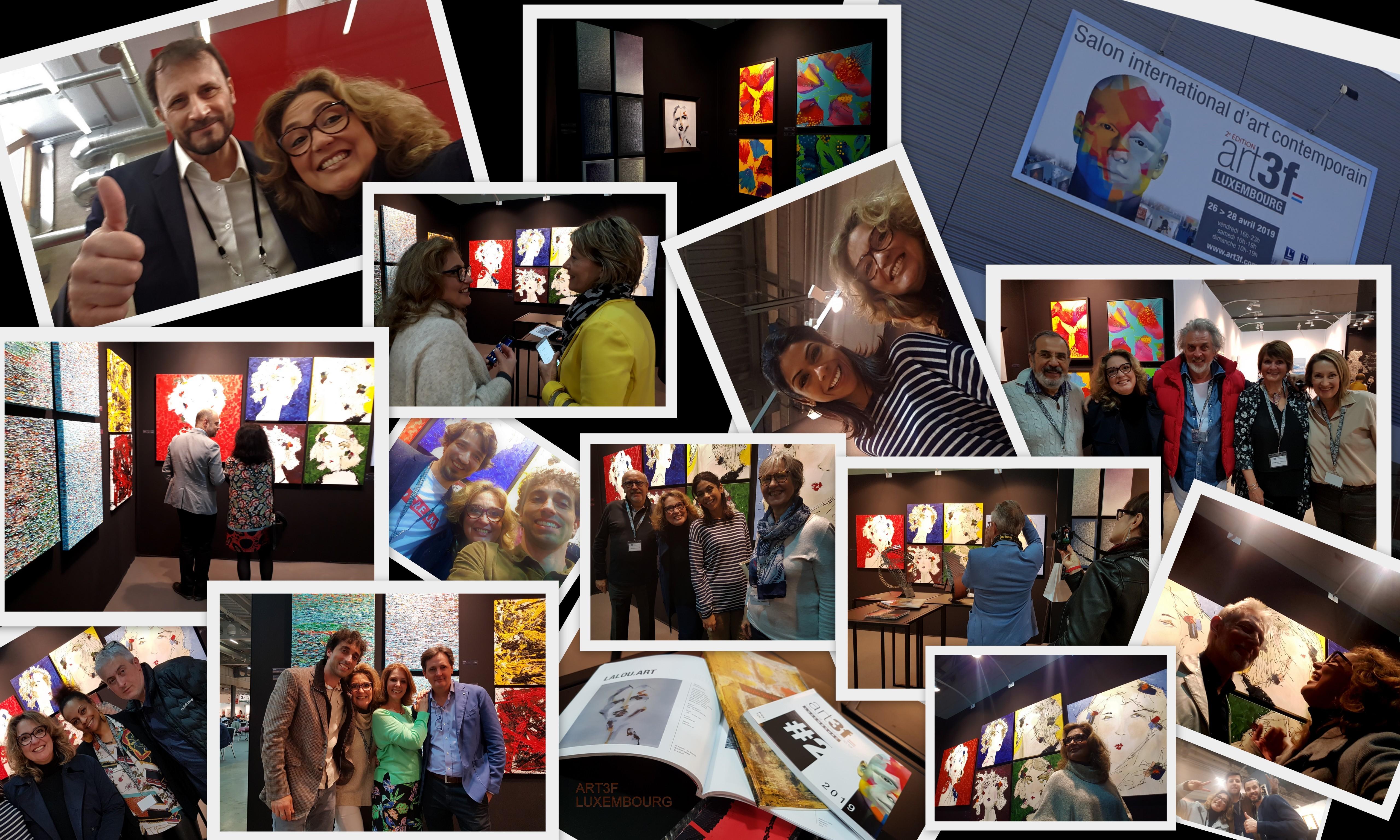 Art3F Luxemburgo