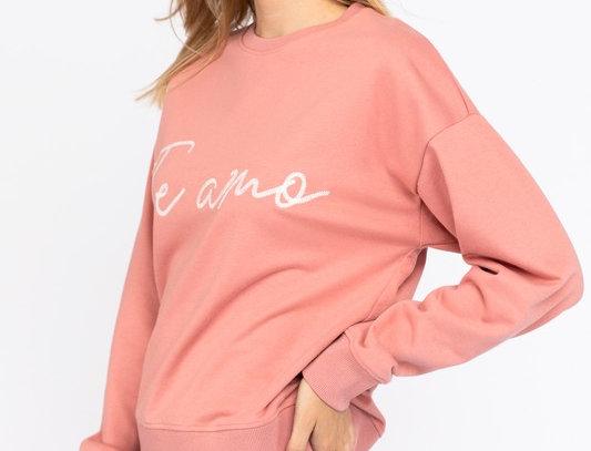 Love you Sweater