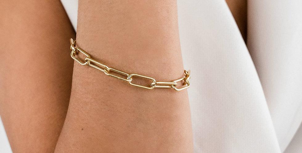 Carla Link Bracelet