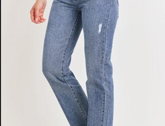 Devore Dad Jeans
